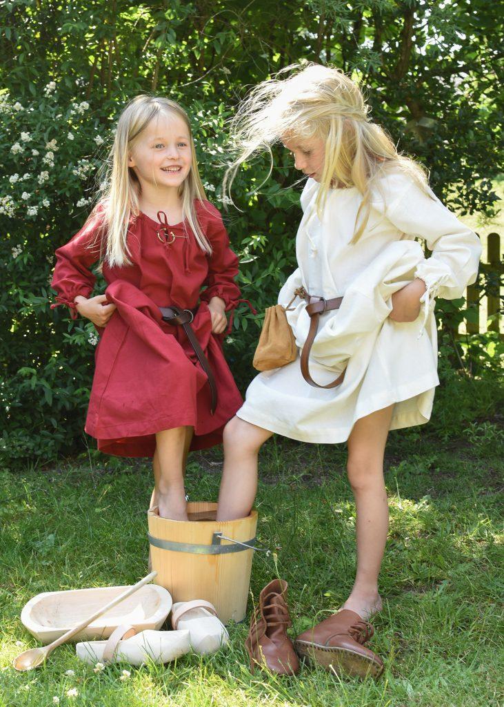 Mittelalterkleid für Kinder