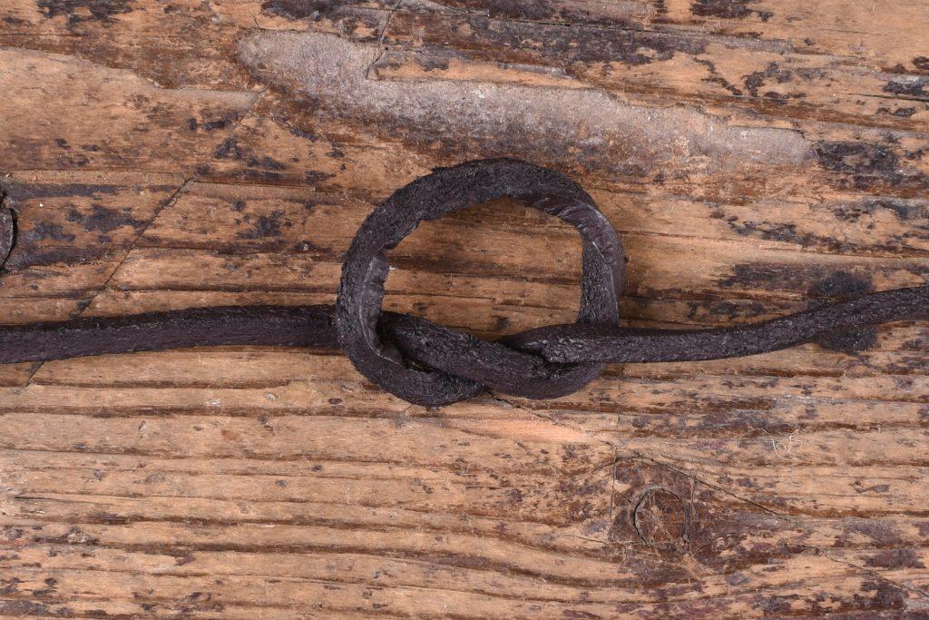 Keltischer Knoten - erster Schritt