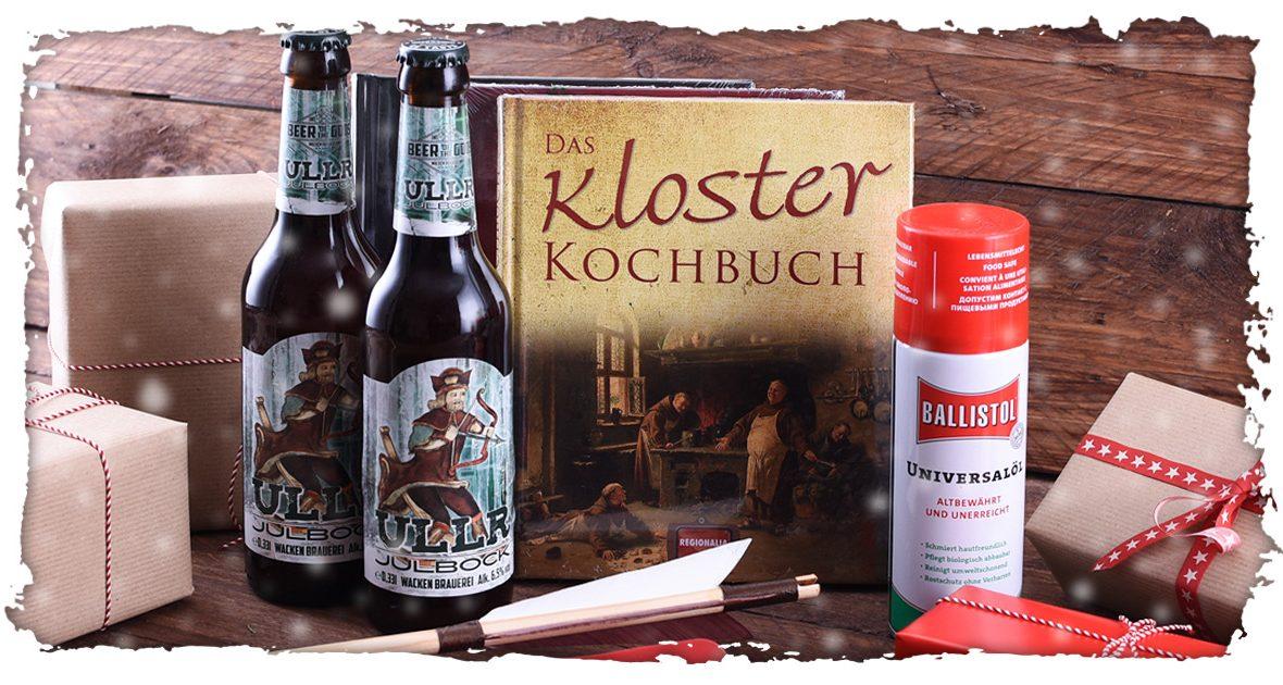 Jul-Aktion / Mittelalter Weihnachten bei Battle-Merchant in Wacken