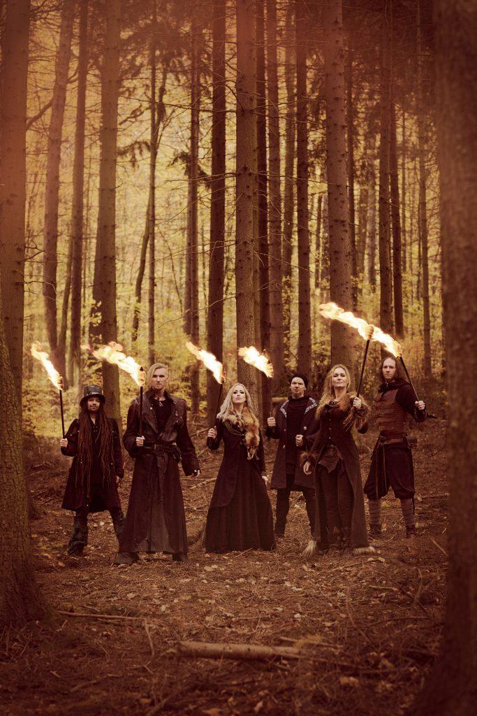 Die Mittelalter-Band Faun ist ein Headliner auf den Wacken Winter Nights!