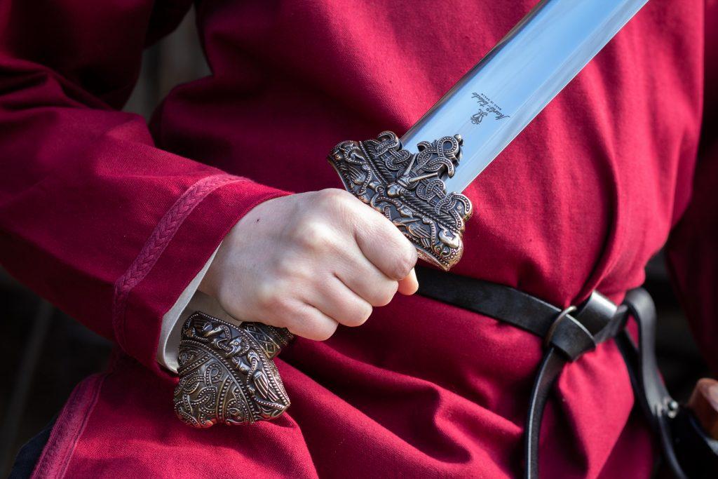 Wikingerschwert Erik der Rote