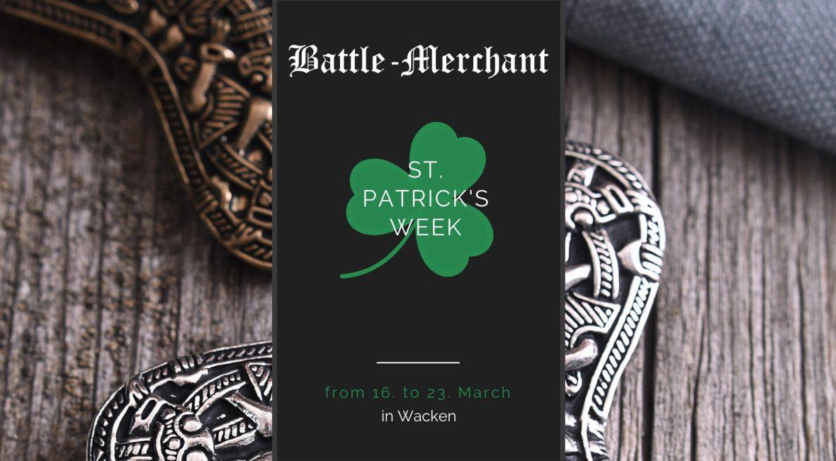 St. Patrick's Week bei Battle-Merchant