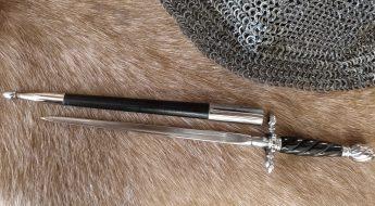 Das Stilett war im Italien des 17. Jahrhundert gebräuchlich.