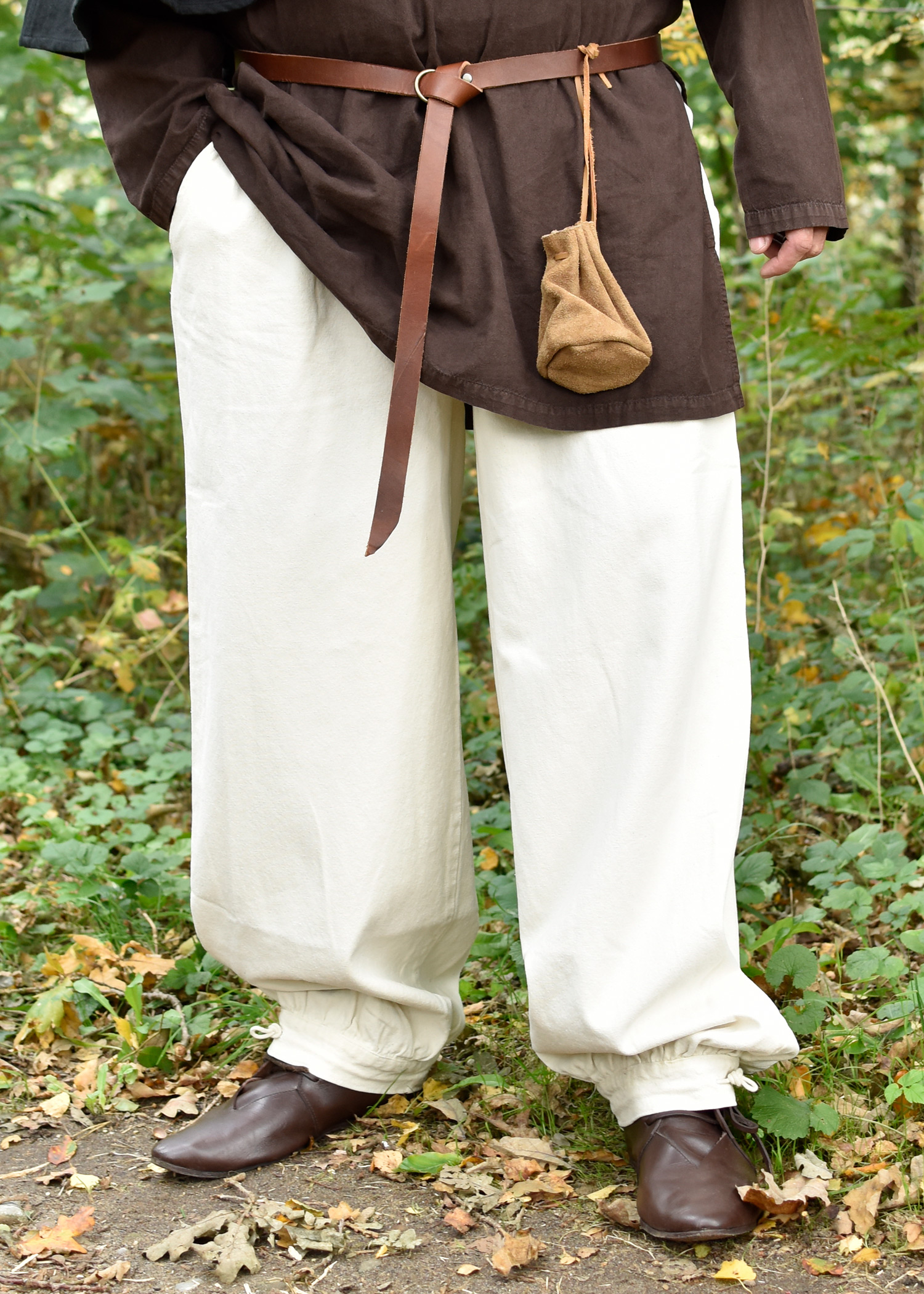 Weite Mittelalter Hose, orientalische Hose, Pluderhose