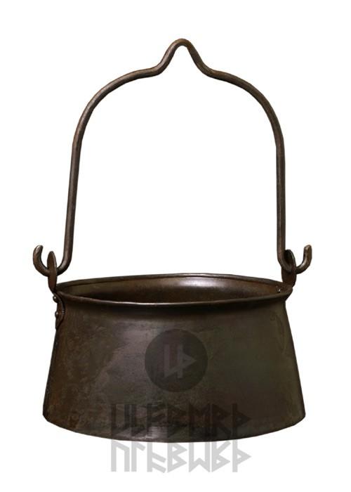 Lagertopf aus Stahl, 5 Liter