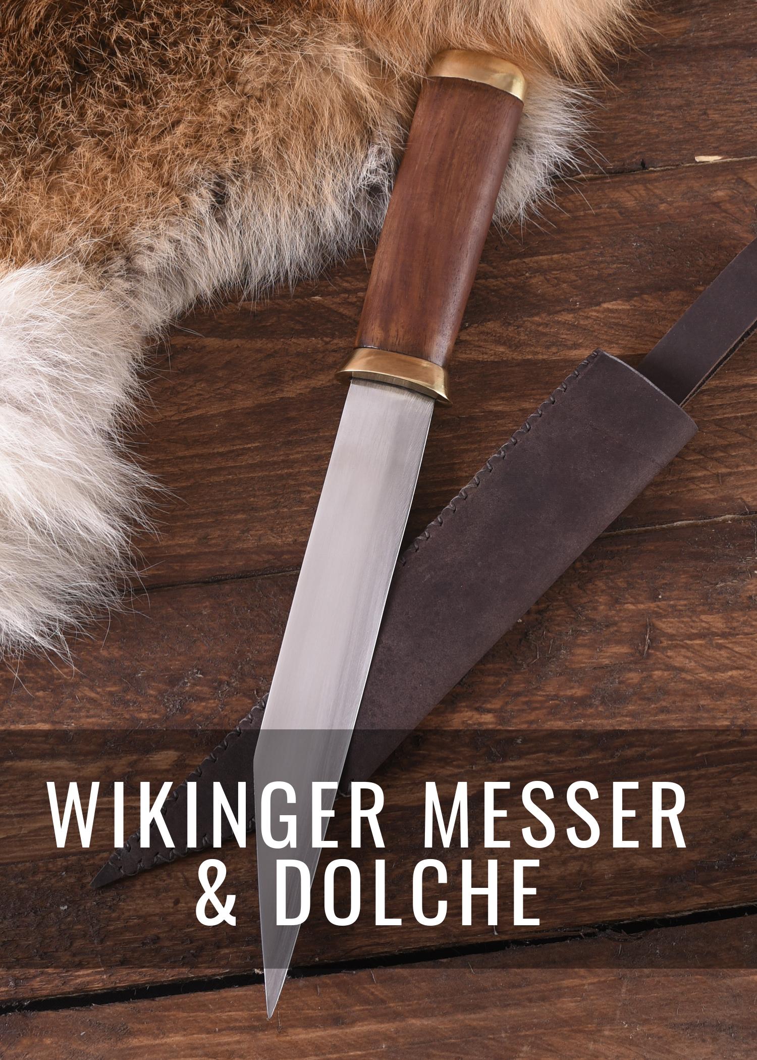 Wikinger Messer, Dolche und Saxe