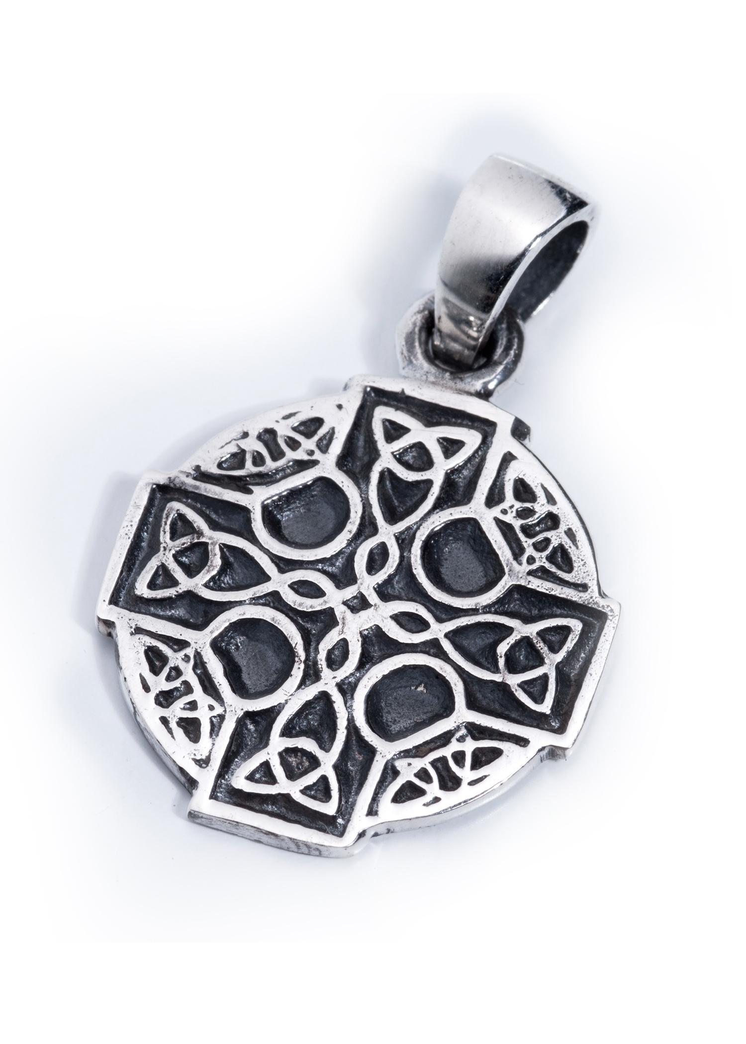 Keltischer Anhänger, Silber