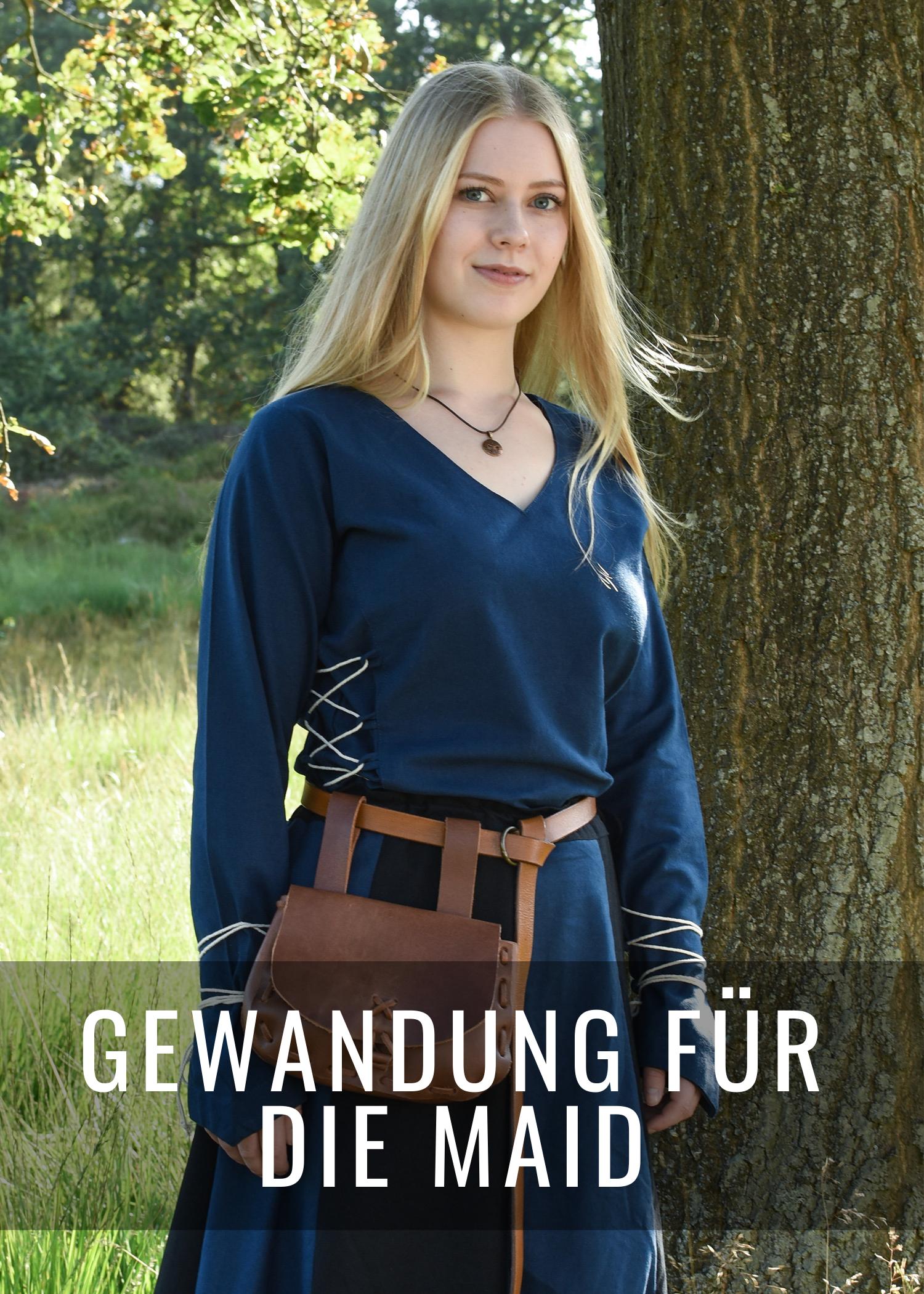 Mittelalterliche Kleidung für Frauen