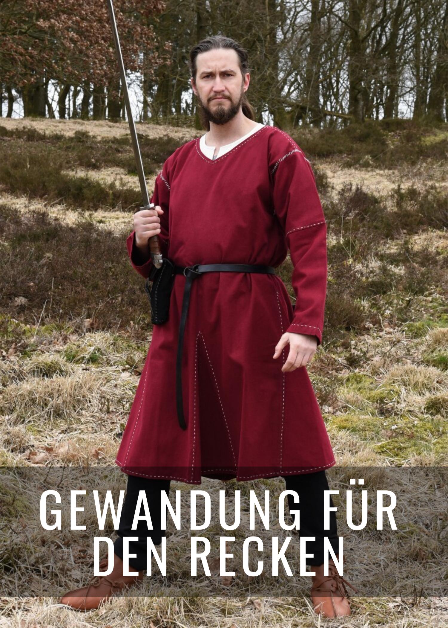 Mittelalter Kleidung für Männer