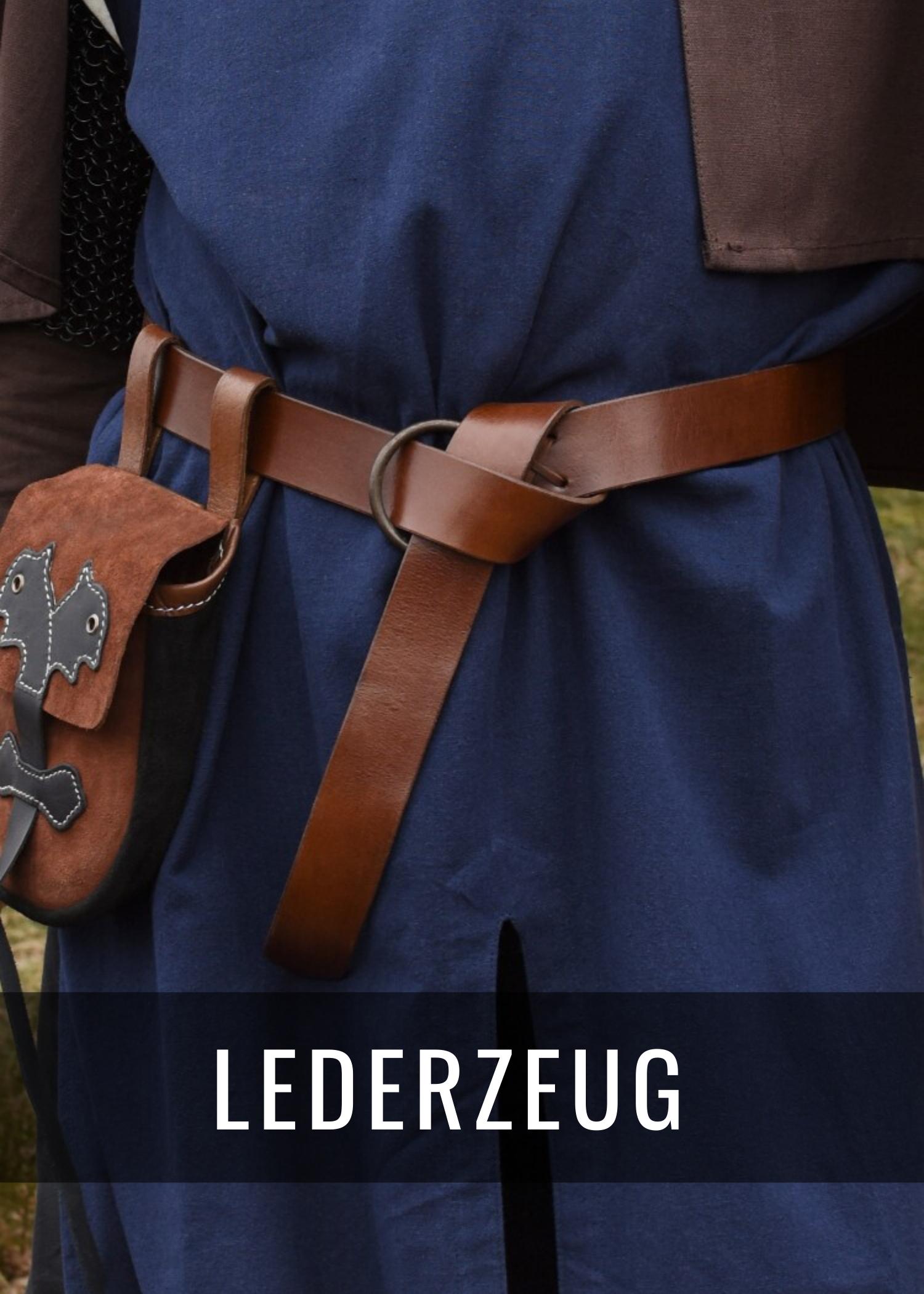 Mittelalter Taschen, Gürtel und weitere Lederprodukte