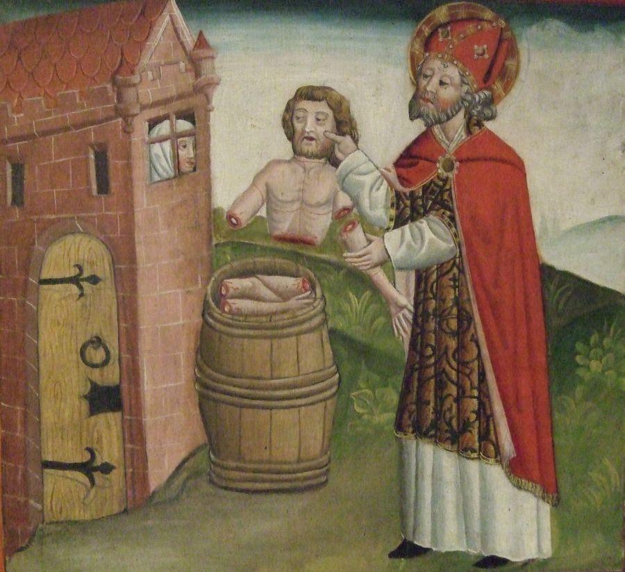 Wer War Der Heilige Nikolaus
