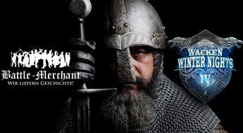 Tauche ein ins Mittelalter zu den Wacken Winter Nights 2020.