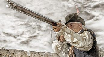 Zündmechanismen historischer Gewehr-Repliken