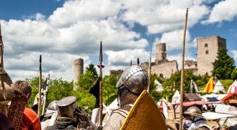 Das Mittelalter - eine der spannendsten Epochen der Menschheitsgeschichte. Bild: (c) Timo Skorzik
