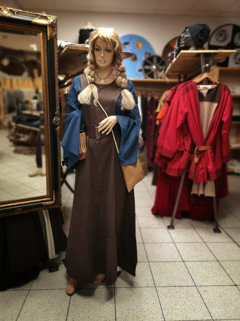 Gewandung Mittelalterkleid