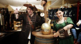 Mittelalter Gewandungen für LARP Mittelaltermarkt oder Kostümparty
