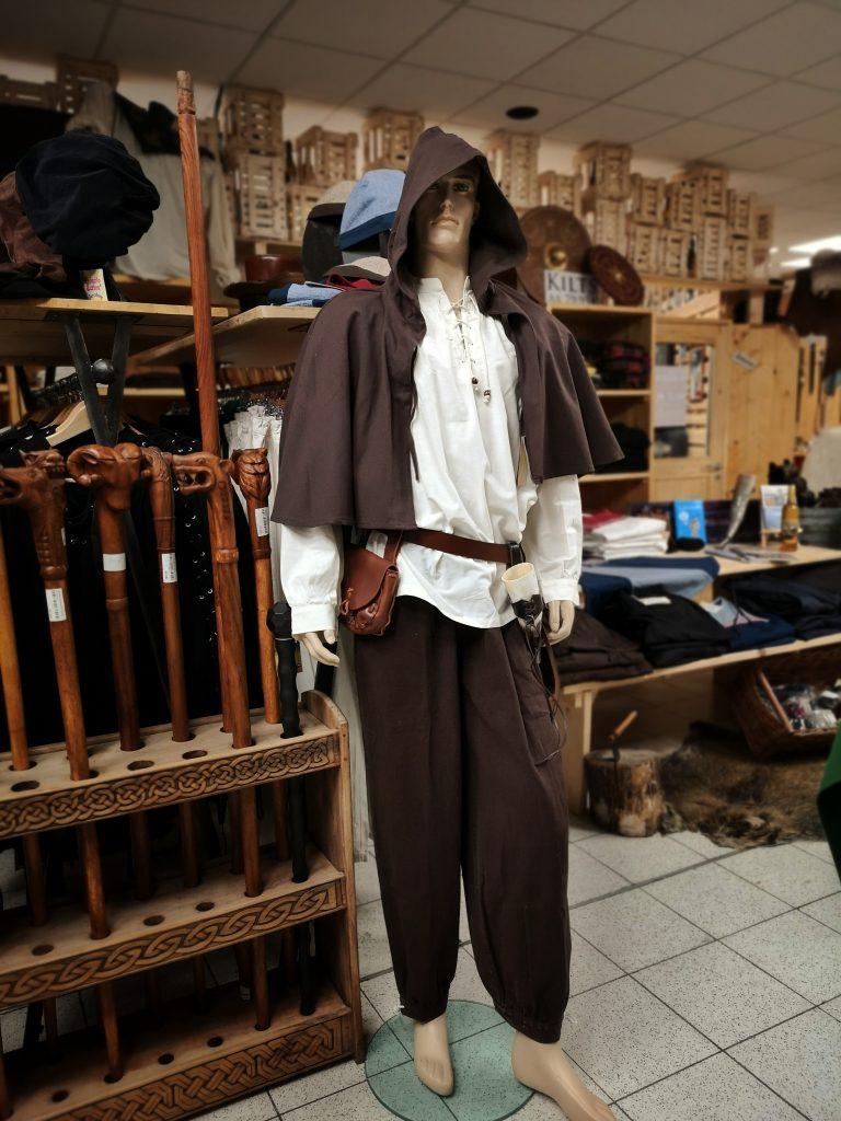 Mittelalter Kleidung Mann