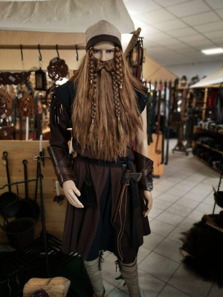 Mittelalter Gewandung Mann