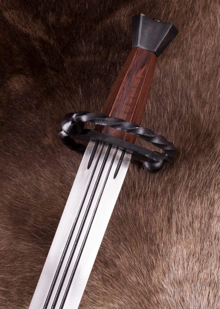 Der spätmittelalterliche Katzbalger kam vor allem bei Landsknechten zum Einsatz.
